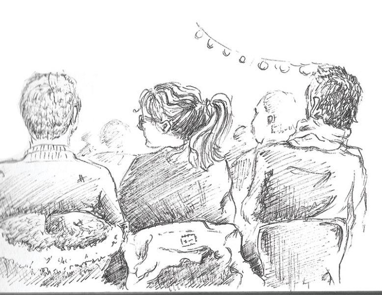 flo kanban illustration jeunesse carnet croquis spectacle