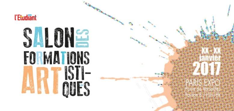 flo kanban illustration jeunesse flyer salon des formations artistiques 2017