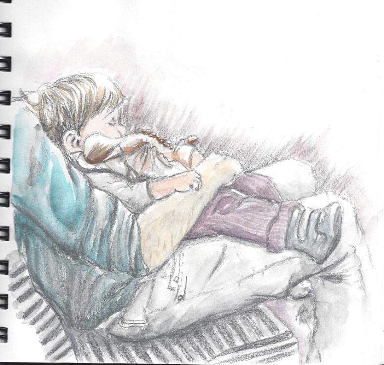 flo kanban illustration jeunesse enfant tendresse