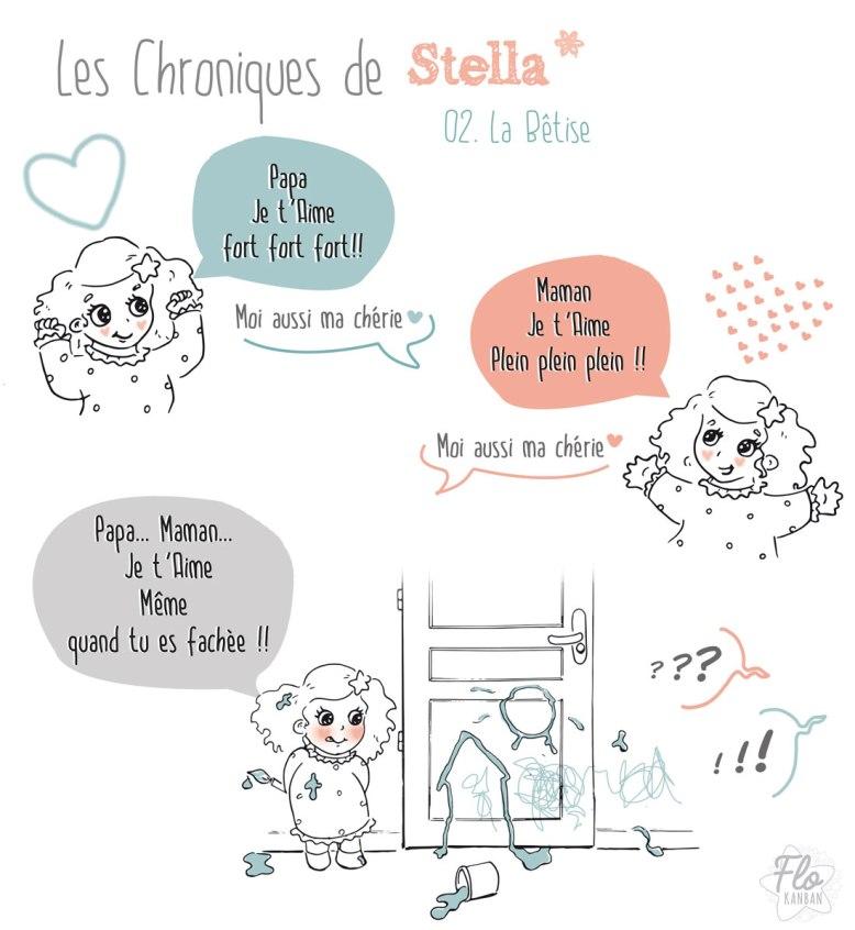 lo kanban illustration jeunesse personnage Stella chroniques