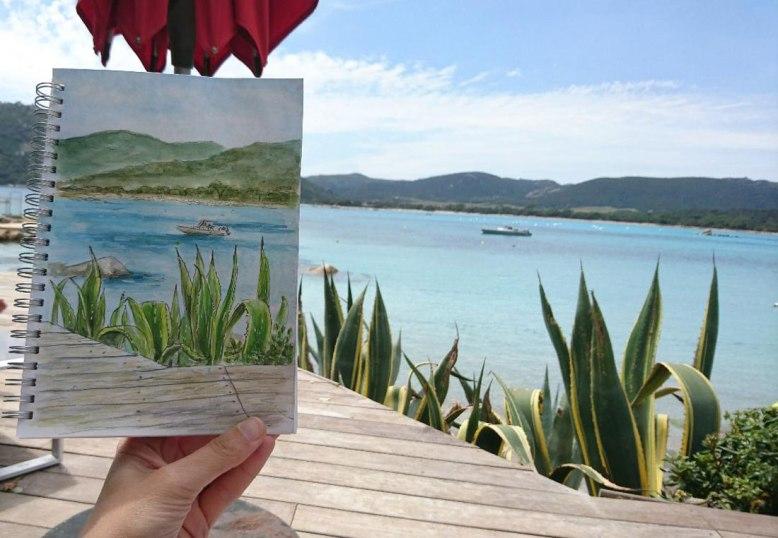 lo_Kanban_illustratrice_carnet-croquis-Corse-SantaGuilia