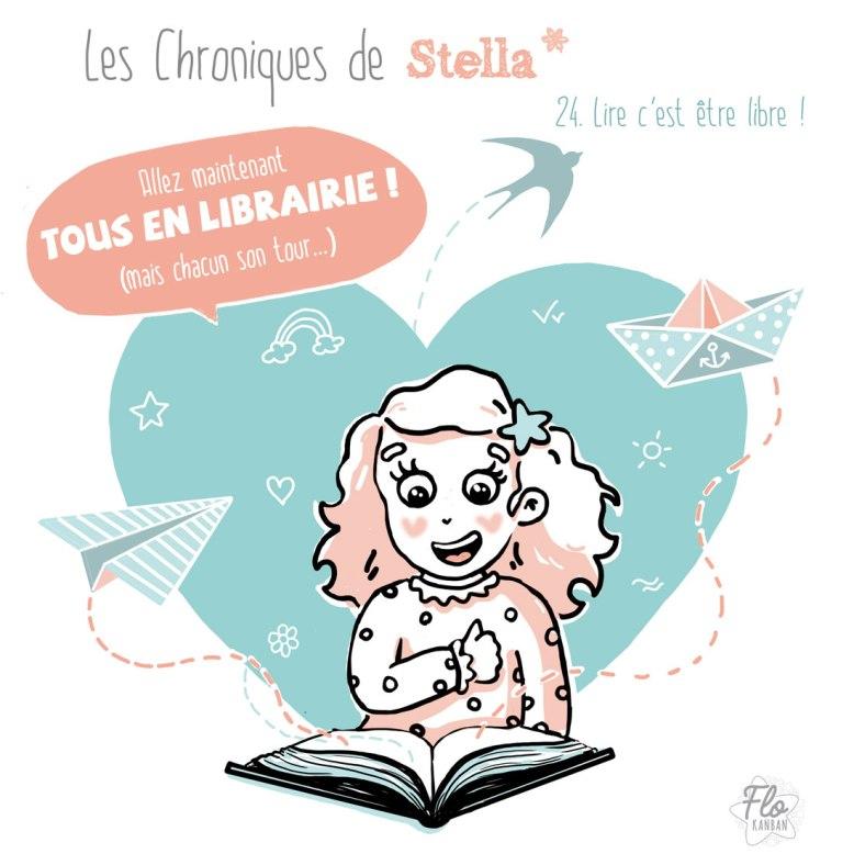 Flo Kanban - LES CHRONIQUES DE STELLA - Librairie