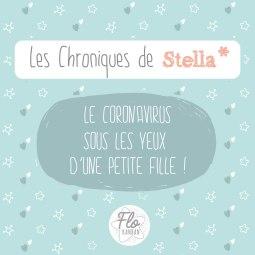 les chroniques de Stella - le Coronavirus